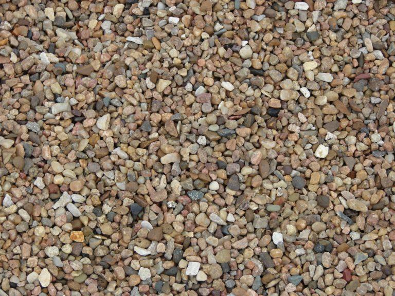 Small pea gravel