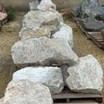 Teton marble Boulders