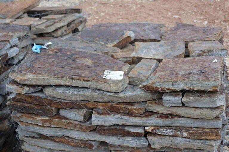 Rustic flagstone