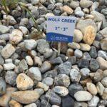 Wolf Creek river rock