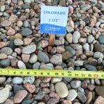 Colorado river rock 1.5 inch