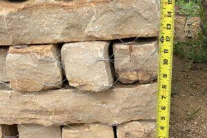 4x4 chop stone tumbled
