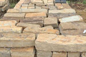 4x6 chop stone tumbled