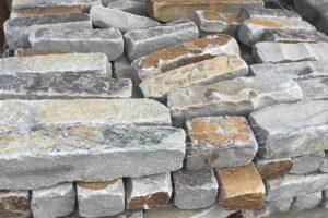 tumbled chop stone