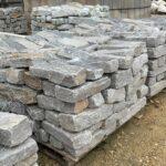 Tumbled chop stone 4x6